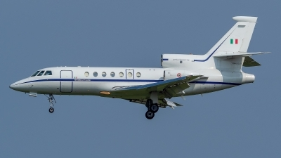 Photo ID 226704 by Stefan Schmitz. Italy Air Force Dassault Falcon 50, MM62029