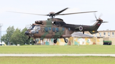 Photo ID 226761 by Milos Ruza. Slovenia Air Force Aerospatiale AS 532AL Cougar, H3 72