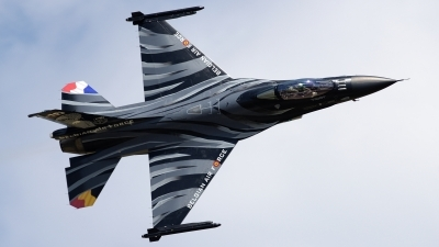 Photo ID 226786 by FEUILLIN Alexis. Belgium Air Force General Dynamics F 16AM Fighting Falcon, FA 101