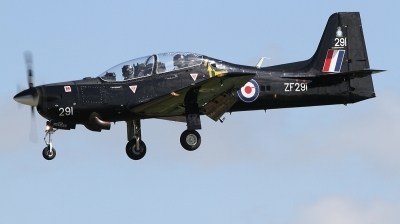 Photo ID 226812 by Paul Newbold. UK Air Force Short Tucano T1, ZF291