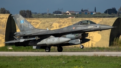 Photo ID 226827 by Thomas Ziegler - Aviation-Media. Greece Air Force General Dynamics F 16C Fighting Falcon, 531