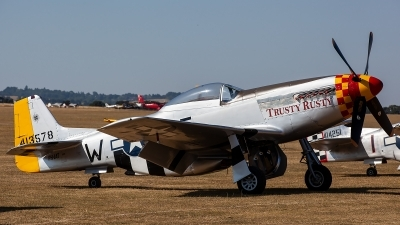 Photo ID 226803 by Thomas Ziegler - Aviation-Media. Private Stichting Vroege Vogels North American P 51D Mustang, PH JAT