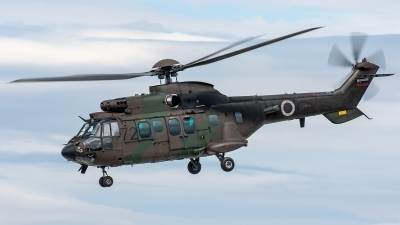 Photo ID 226875 by Thomas Ziegler - Aviation-Media. Slovenia Air Force Aerospatiale AS 532AL Cougar, H3 72