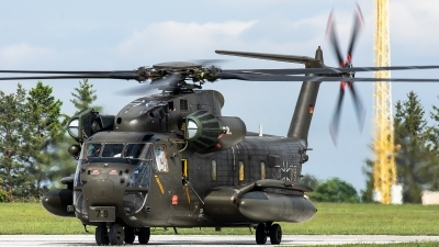 Photo ID 226882 by Thomas Ziegler - Aviation-Media. Germany Air Force Sikorsky CH 53GS S 65, 84 79