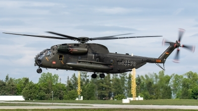 Photo ID 226883 by Thomas Ziegler - Aviation-Media. Germany Air Force Sikorsky CH 53GS S 65, 84 79