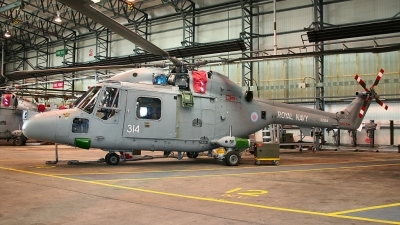 Photo ID 25932 by mark van der vliet. UK Navy Westland WG 13 Lynx HAS3SGM, XZ694