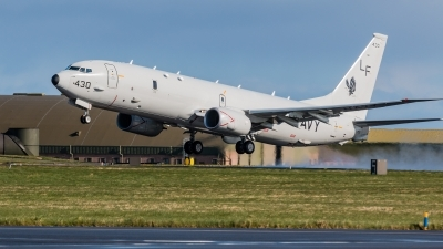 Photo ID 226922 by Mike Macdonald. USA Navy Boeing P 8A Poseidon 737 800ERX, 168430