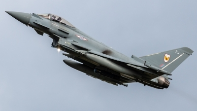 Photo ID 226945 by Mike Macdonald. UK Air Force Eurofighter Typhoon FGR4, ZK314