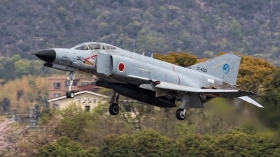 Photo ID 226926 by Robin Coenders / VORTEX-images. Japan Air Force McDonnell Douglas F 4EJ Phantom II, 17 8301