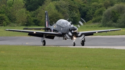 Photo ID 226944 by Mike Hopwood. UK Air Force Short Tucano T1, ZF135