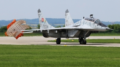 Photo ID 226963 by Milos Ruza. Slovakia Air Force Mikoyan Gurevich MiG 29UBS 9 51, 1303