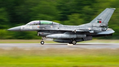 Photo ID 226959 by Kris Christiaens. Portugal Air Force General Dynamics F 16BM Fighting Falcon, 15120