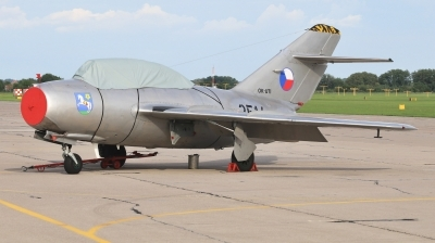 Photo ID 227027 by Milos Ruza. Private Czech Flying Legends Mikoyan Gurevich MiG 15UTI, OK UTI