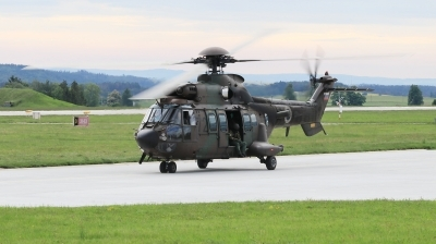 Photo ID 227052 by Milos Ruza. Slovenia Air Force Aerospatiale AS 532AL Cougar, H3 72