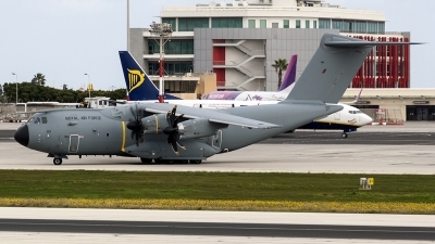 Photo ID 227110 by Ray Biagio Pace. UK Air Force Airbus Atlas C1 A400M, ZM401