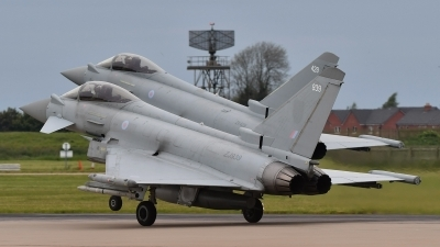 Photo ID 227119 by frank van de waardenburg. UK Air Force Eurofighter Typhoon FGR4, ZJ939