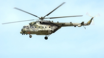 Photo ID 227150 by Tomas Medrik. Czech Republic Air Force Mil Mi 171ShM, 9806