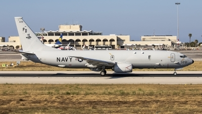 Photo ID 227156 by Redeemer Saliba. USA Navy Boeing P 8A Poseidon 737 800ERX, 169328