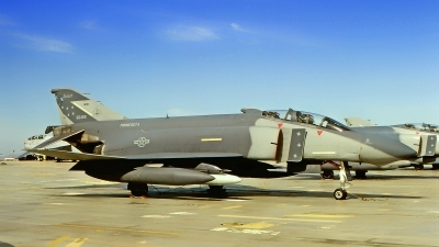 Photo ID 227189 by Gerrit Kok Collection. USA Air Force McDonnell Douglas F 4D Phantom II, 66 7489