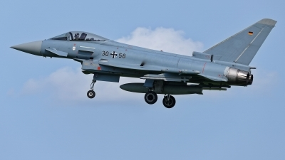 Photo ID 227184 by Rainer Mueller. Germany Air Force Eurofighter EF 2000 Typhoon S, 30 58
