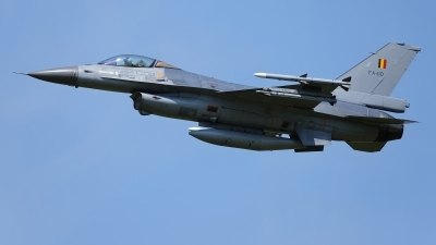 Photo ID 227185 by Rainer Mueller. Belgium Air Force General Dynamics F 16AM Fighting Falcon, FA 110