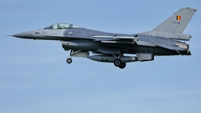 Photo ID 227214 by Rainer Mueller. Belgium Air Force General Dynamics F 16AM Fighting Falcon, FA 68
