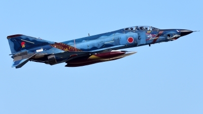 Photo ID 227210 by Atsushi Kameda. Japan Air Force McDonnell Douglas RF 4E Phantom II, 47 6905