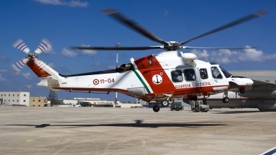 Photo ID 227232 by Ray Biagio Pace. Italy Guardia Costiera AgustaWestland AW139, MM81749