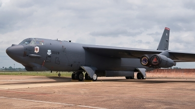 Photo ID 227293 by Lieuwe Hofstra. USA Air Force Boeing B 52H Stratofortress, 60 0028