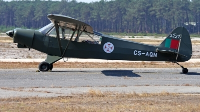 Photo ID 227325 by Fernando Sousa. Private Private Piper L 21B Super Cub PA 18 135, CS AQN