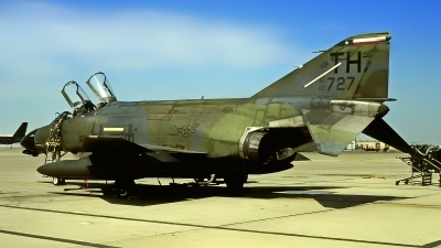 Photo ID 227592 by Gerrit Kok Collection. USA Air Force McDonnell Douglas F 4D Phantom II, 66 8727