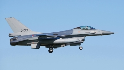 Photo ID 227332 by Dieter Linemann. Netherlands Air Force General Dynamics F 16AM Fighting Falcon, J 001