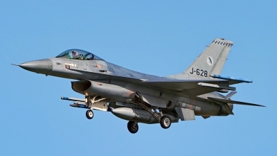 Photo ID 227333 by Dieter Linemann. Netherlands Air Force General Dynamics F 16AM Fighting Falcon, J 628