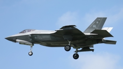 Photo ID 227337 by Sybille Petersen. USA Air Force Lockheed Martin F 35A Lightning II, 13 5081