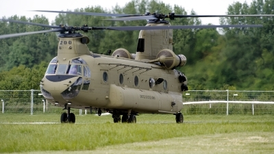 Photo ID 227347 by Joop de Groot. USA Army Boeing Vertol CH 47F Chinook, 16 08200