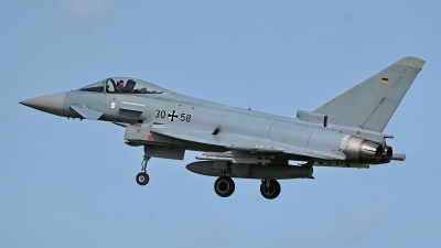 Photo ID 227380 by Dieter Linemann. Germany Air Force Eurofighter EF 2000 Typhoon S, 30 58