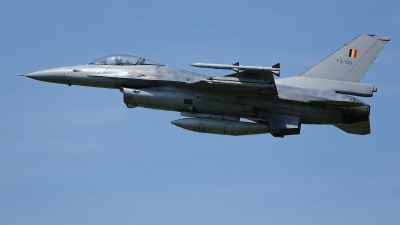 Photo ID 227397 by Rainer Mueller. Belgium Air Force General Dynamics F 16AM Fighting Falcon, FA 106