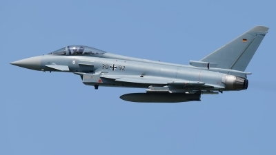 Photo ID 227398 by Rainer Mueller. Germany Air Force Eurofighter EF 2000 Typhoon S, 30 92