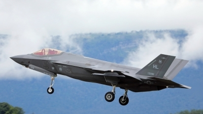 Photo ID 227479 by Sybille Petersen. USA Air Force Lockheed Martin F 35A Lightning II, 13 5081