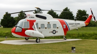 Photo ID 227484 by Alfred Koning. USA Coast Guard Sikorsky HH 52A Sea Guardian S 62A, 1384