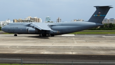 Photo ID 227486 by Hector Rivera - Puerto Rico Spotter. USA Air Force Lockheed C 5M Super Galaxy L 500, 87 0035
