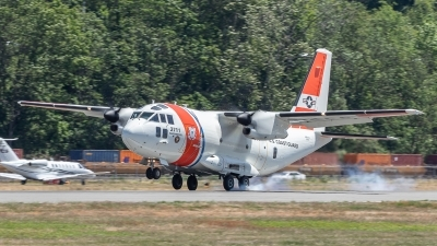 Photo ID 227491 by Paul Varner. USA Coast Guard Alenia Aermacchi HC 27J Spartan, 2711
