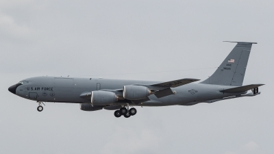 Photo ID 227612 by Paul Varner. USA Air Force Boeing KC 135R Stratotanker 717 148, 63 8025