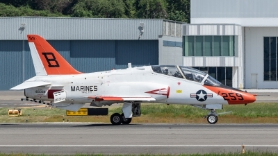 Photo ID 227492 by Paul Varner. USA Marines McDonnell Douglas T 45C Goshawk, 165059