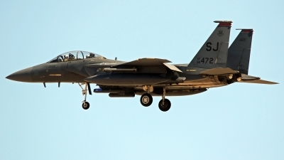 Photo ID 229668 by Richard de Groot. USA Air Force McDonnell Douglas F 15E Strike Eagle, 89 0472
