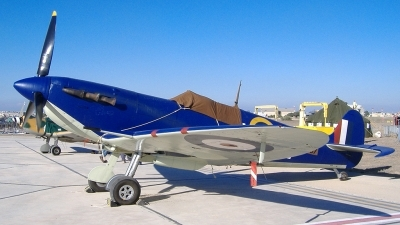 Photo ID 227823 by Ray Biagio Pace. Private Historic Aircraft Collection Supermarine 349 Spitfire LF5B, G MKVB