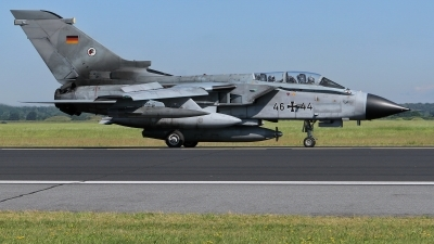 Photo ID 227582 by Rainer Mueller. Germany Air Force Panavia Tornado ECR, 46 44