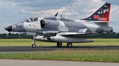 Photo ID 227586 by Rainer Mueller. Company Owned Top Aces ATSI Douglas A 4N Skyhawk, C FGZT
