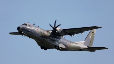 Photo ID 227600 by Sybille Petersen. Czech Republic Air Force CASA C 295M, 0452