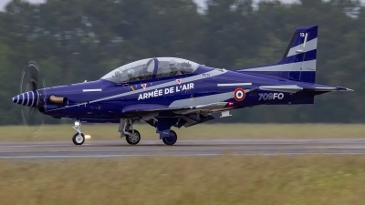 Photo ID 227996 by Filipe Barros. France Air Force Pilatus PC 21, 13